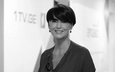 (entretien) (EN) Tinatin Berdzenishvili, Chair of the EBU Gender Equality steering group