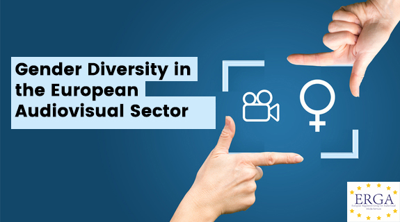 ERGA, étude diversité de genre dans les médias