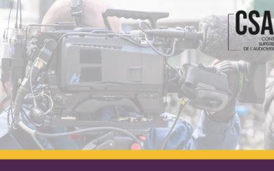 Télévisions privées : un bilan positif, mais il faudra plus de concret en matière d'accessibilité